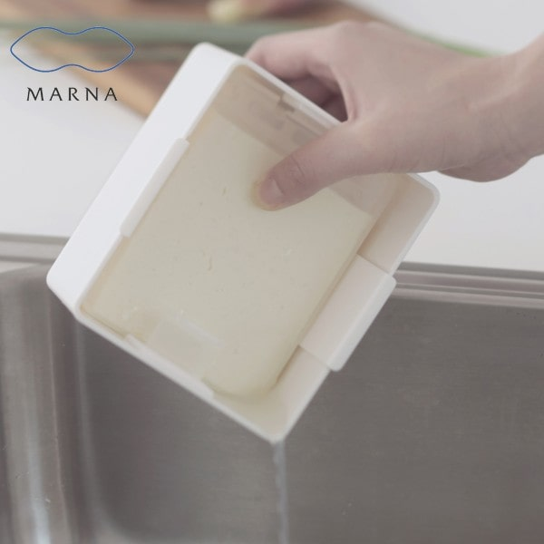 MARNA マーナの豆腐の水切り器