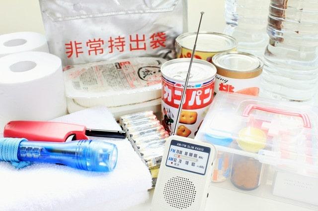 大雨 ・地震災害から身を守るために日ごろから備えよう