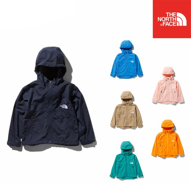 THE NORTH FACE(ザ・ノースフェイス)コンパクト ジャケット