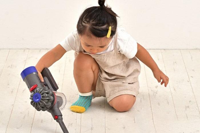 子どもが喜ぶお掃除アイテム