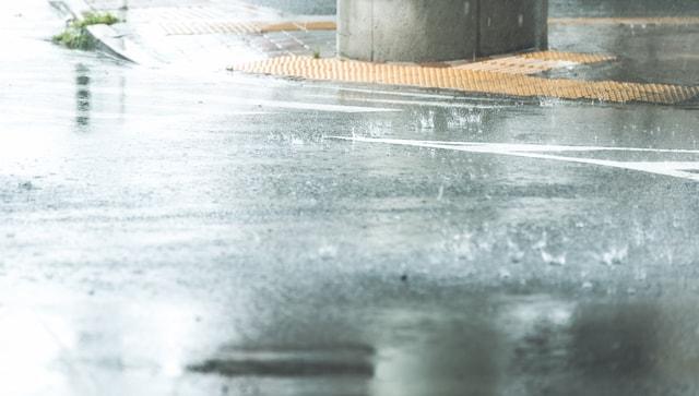 大雨、台風の場合