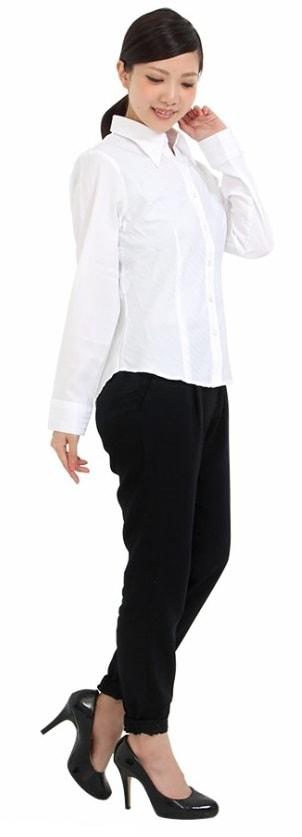 ワイシャツサテン