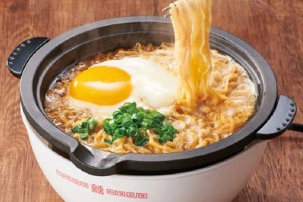 洗い物はコレ1つ!沸かす・煮る・食べるがまとめてできる即席麺メーカーが神
