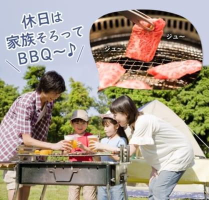 バーベキュー 肉・肉加工品