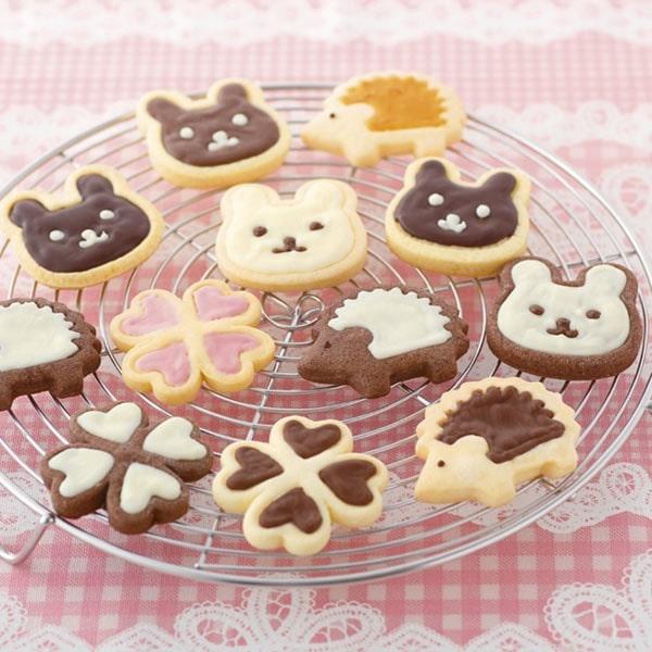 チョコクッキー型 抜き型