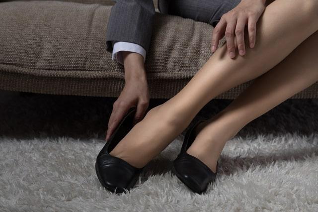外反母趾の予防と対策