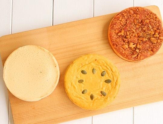 こだわる女性の3個セット|チーズケーキ