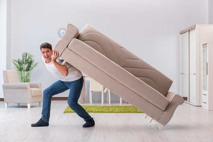 """もはや引っ越し業者いらず?!""""重たい家具を軽々運べる""""アイテムが超便利!"""