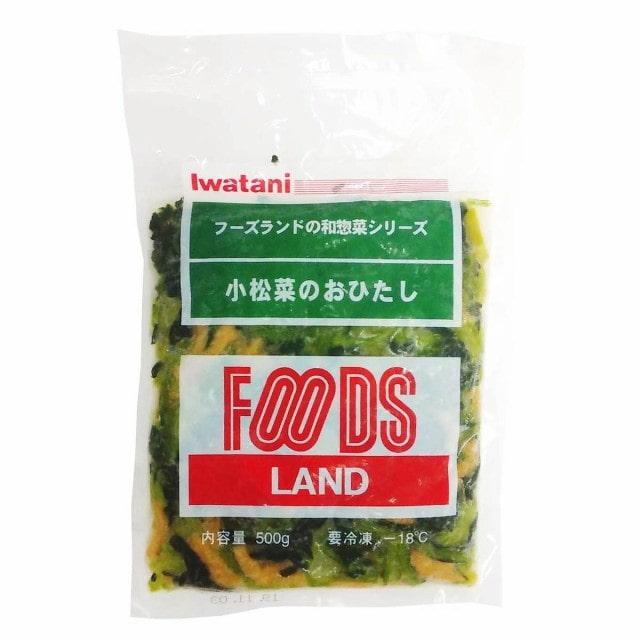 フーズランド 小松菜のおひたし 500g