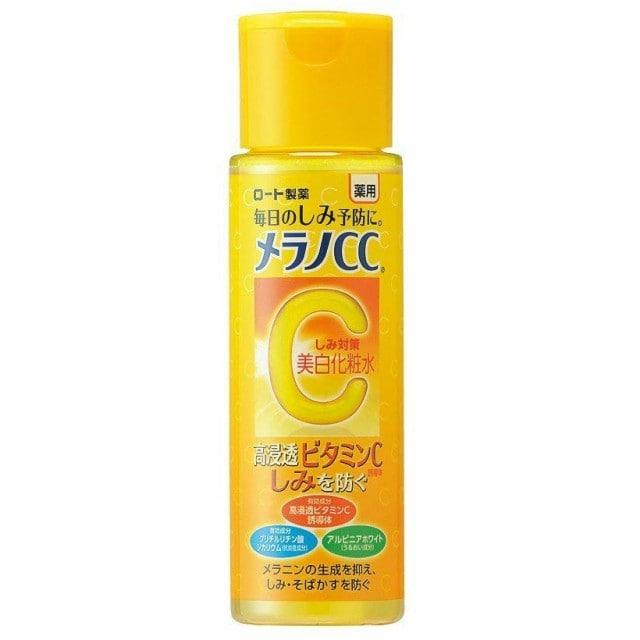 ロート製薬 メラノCC 薬用しみ対策 美白化粧水