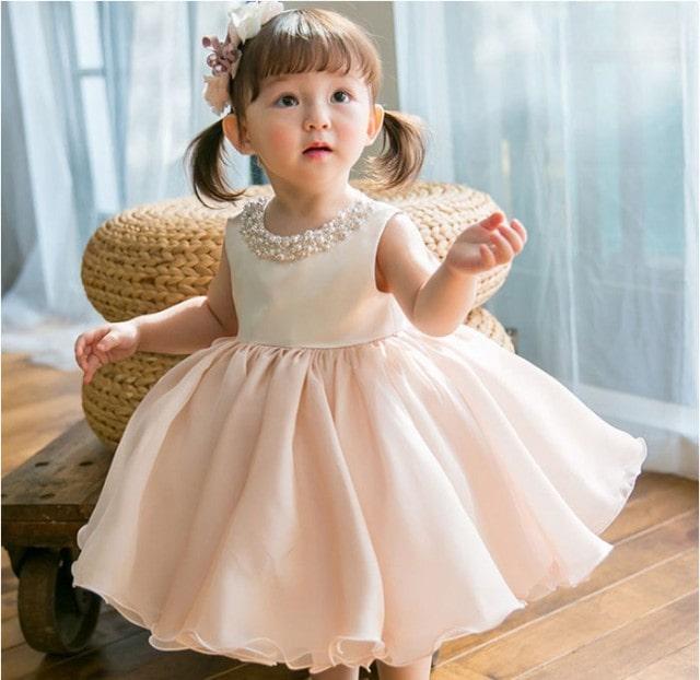 憧れのお姫様気分!子どもドレス