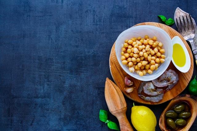 穀物や豆類を毎日食べる