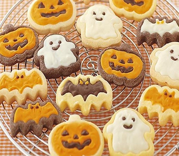 貝印×クックパッド コラボ商品 簡単にデコれるチョコクッキー型