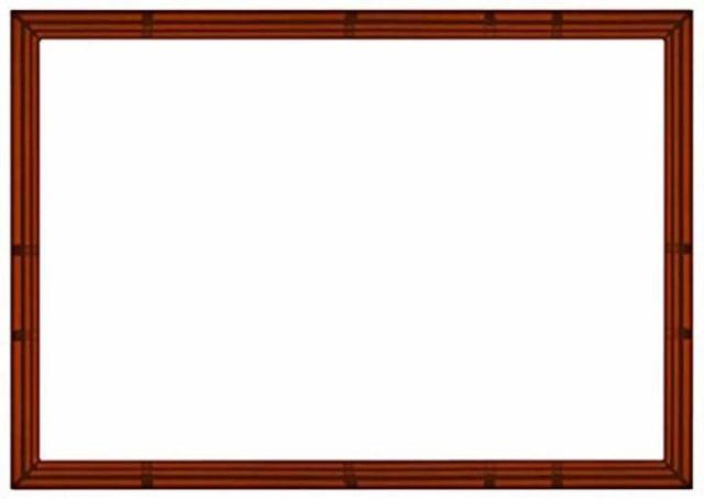 パズルフレーム クリスタルパネル ブラウン 26x38cm