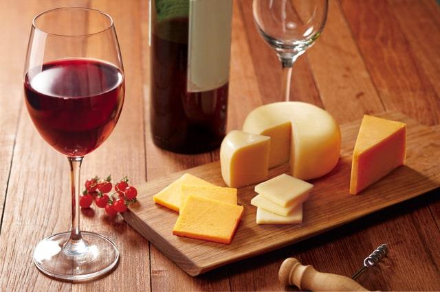 セミハードチーズ