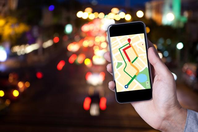 GPSやコミュニティー機能を使って紛失物を捜す