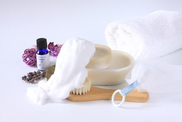洗顔ブラシの効果