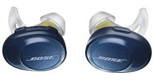 BOSE(ボーズ)「SoundSport Free wireless headphones」