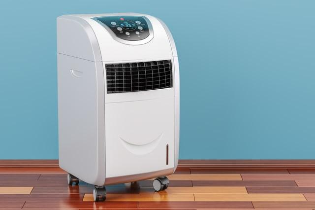クーラーと同じ原理で涼しくなる「冷風機」