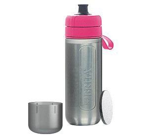 ブリタ 浄水機能付き携帯ボトル「fill&go Active」