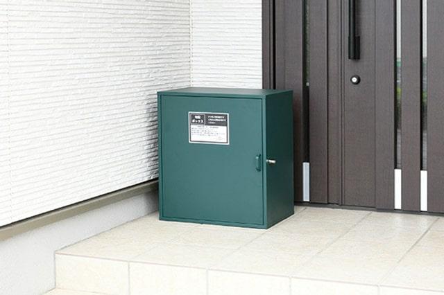 宅配便の悩みはこれで解決!戸建てでもつけられる宅配ボックスが便利