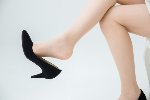 外反母趾の症状&原因