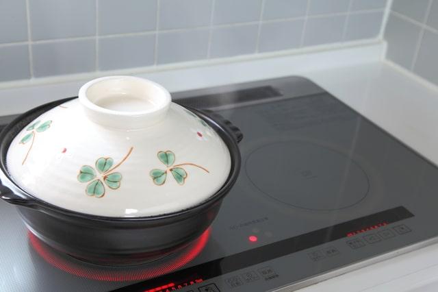 IH用土鍋
