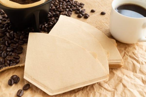コーヒー好きならこだわりたいコーヒーフィルター!素材別の特徴や使い方を解説