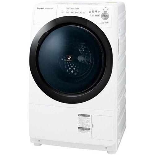 ◆シャープ ドラム式洗濯乾燥機 ES-S7E(洗濯容量7kg)