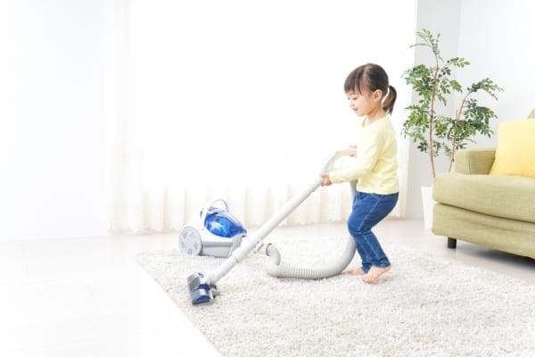 子どものお手伝いを習慣化しよう!実用的で楽しい掃除用具を紹介!