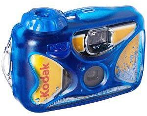 KODAK レンズ付きフィルム スポーツ 15m防水