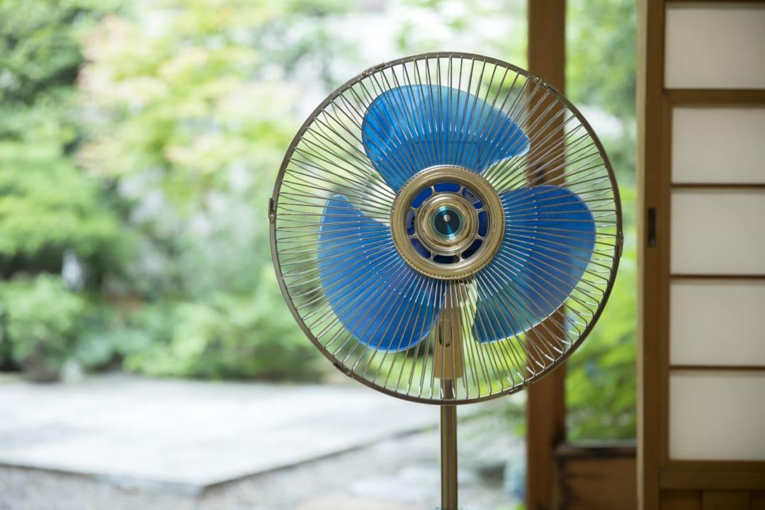 扇風機の風がひんやり冷たくなる?!体感温度が「-2度」下がる神グッズとは