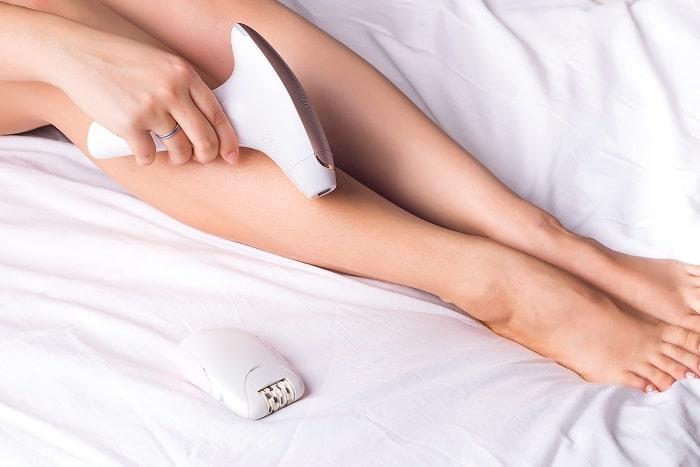 ポツポツ毛穴目立ってない?低価格『脱毛器』の継続使用でつるすべ肌を目指せ!