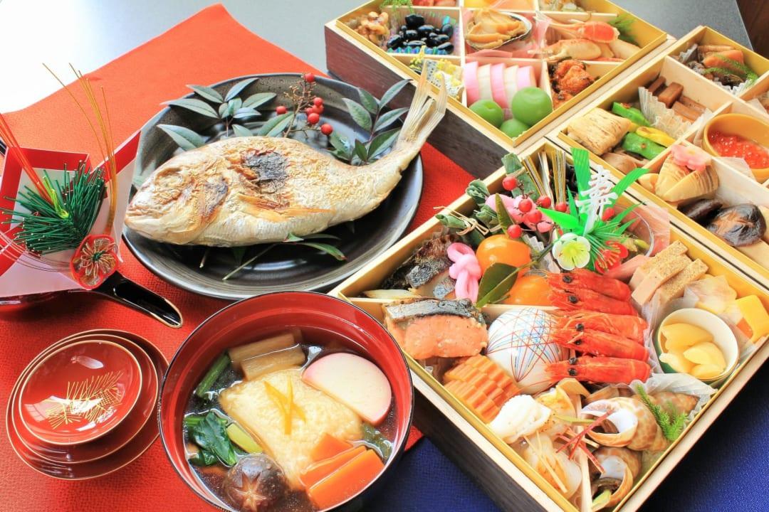 【お重詰め基本】おせち料理のきれいな詰め方・盛り付け方