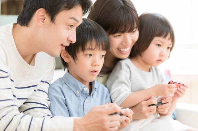 家族で遊べるワイワイゲーム