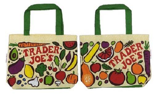 トレーダージョーズ ショッピングバッグ 野菜