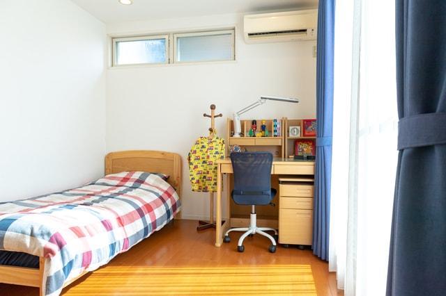 エアコン子供部屋