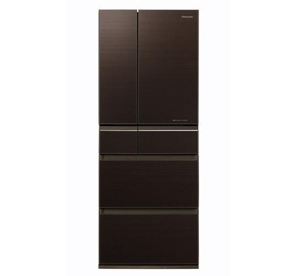 パナソニック 6ドア冷蔵庫NR-F454HPX 450L