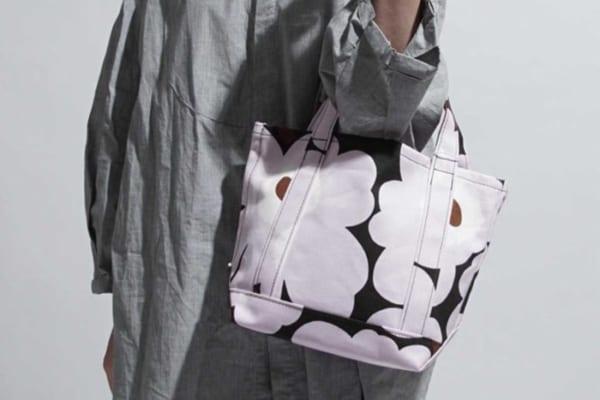 マリメッコのバッグが大人可愛い!バッグの種類や人気の柄をご紹介
