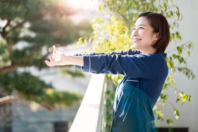 体質や習慣を改善する