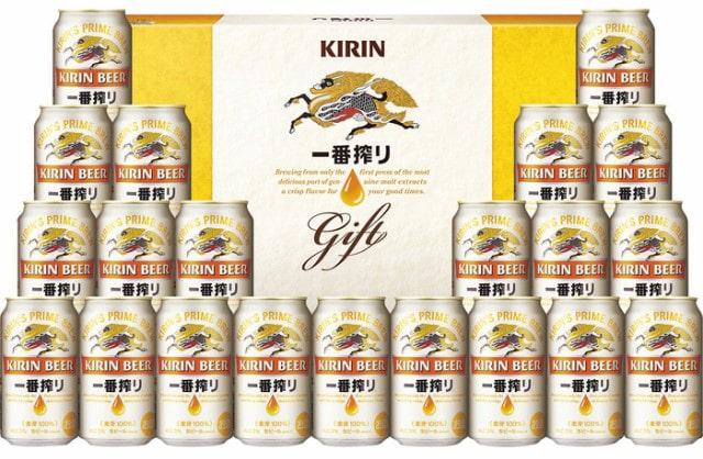 キリン 一番搾り生ビールセット