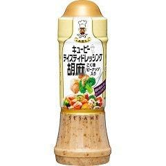 キユーピーテイスティドレッシング 胡麻こく味