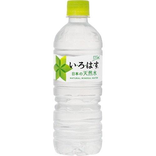 日本の天然水 い・ろ・は・す