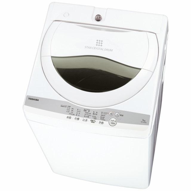 ◆東芝 ZABOON AW-5G9(洗濯容量5kg)