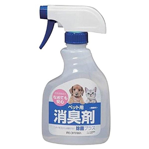 「アイリスオーヤマ PSS-400 ペット用消臭剤 400ml」