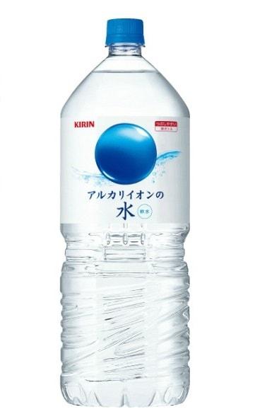 KIRIN(キリン) アルカリイオンの水