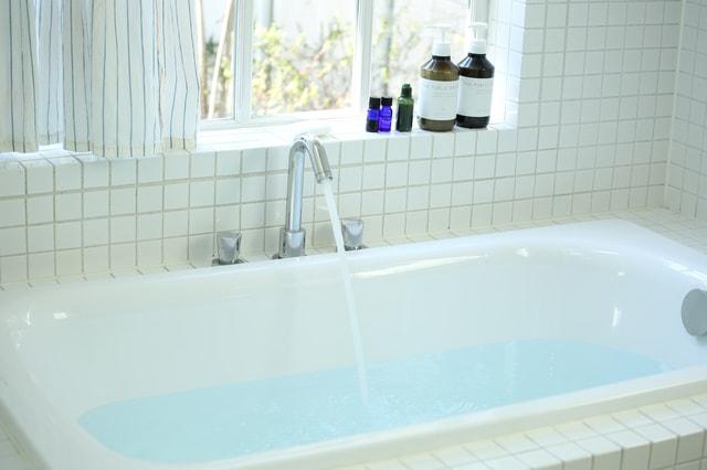 風呂水張り