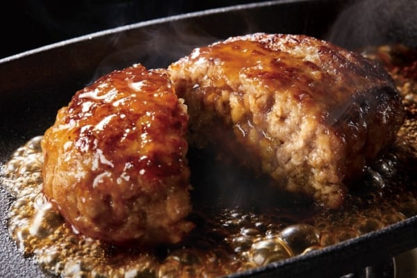 【今日は何の日?】溢れる肉汁がたまらない!とろける『松阪牛ハンバーグ』