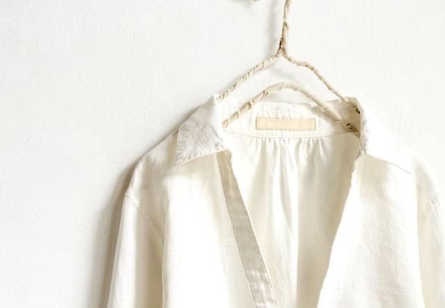 麻・リネン シャツ・ブラウスの洗い方