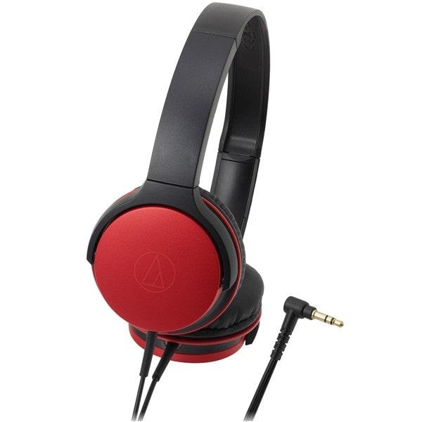 Audio-Technica(オーディオテクニカ)ポータブルヘッドホン ATH-AR1 RD